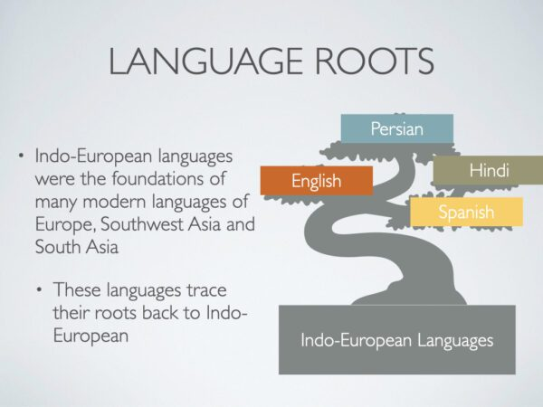 Language Roots