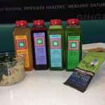 The GEM Bag Organic Juice Cleanse