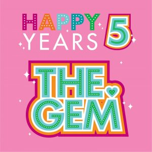 GEM love five years