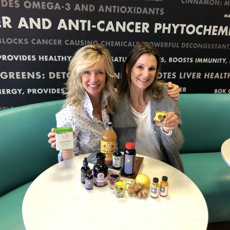 Cold and flu season tips at the GEM Juice Bar Dallas
