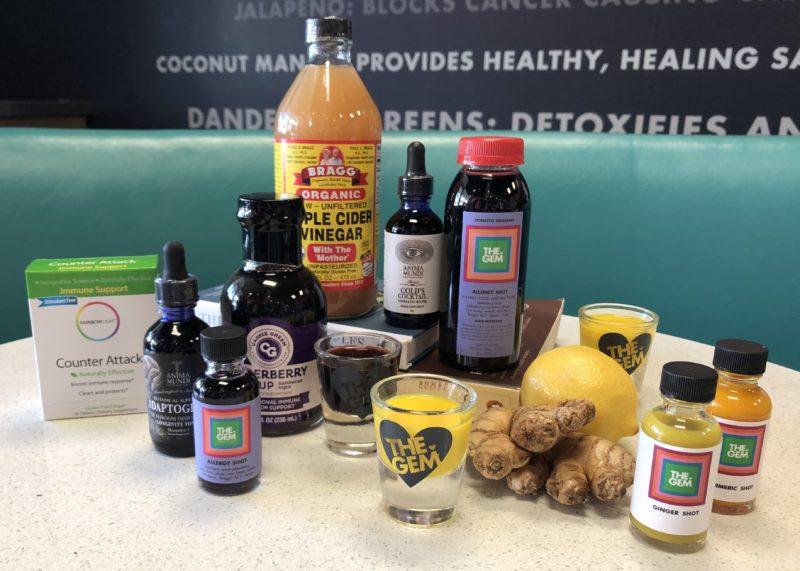 Cold and flu season prevention The GEM Juice Bar Dallas