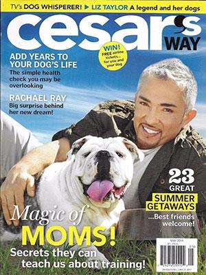 Cesar's Way MagazineMay 2011