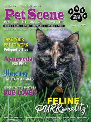 Las Vegas Pet Scene MagazineMay/June 2019
