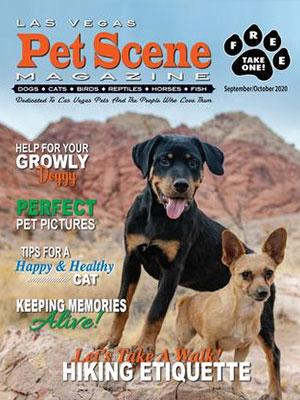 Las Vegas Pet Scene MagazineSeptember/October 2020