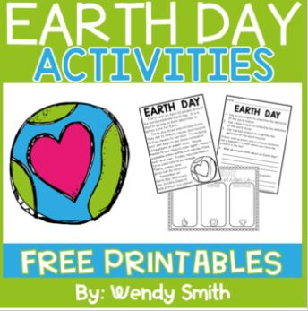Free Earth Day activities for kids