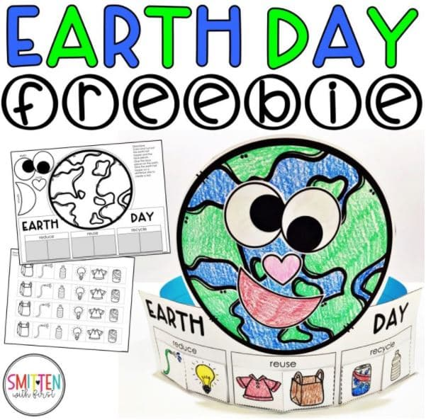 Reduce, reuse, and recycle activities for the classroom