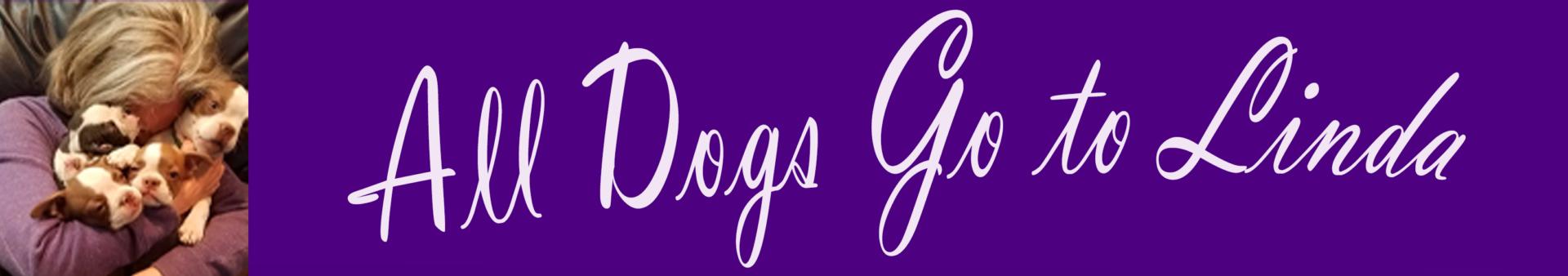 AllDogsGoToLinda Logo Banner