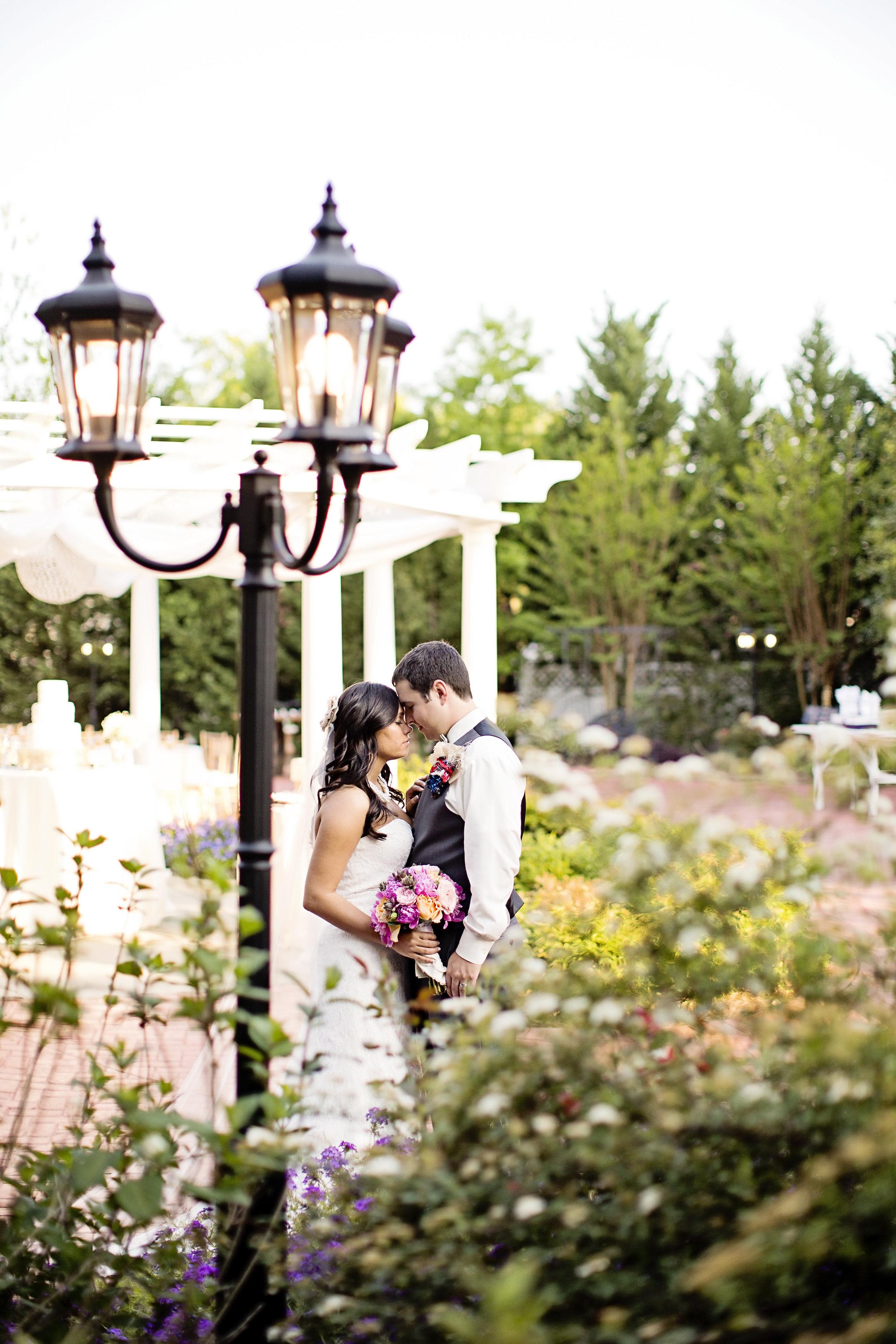 Garden Romantic Photos