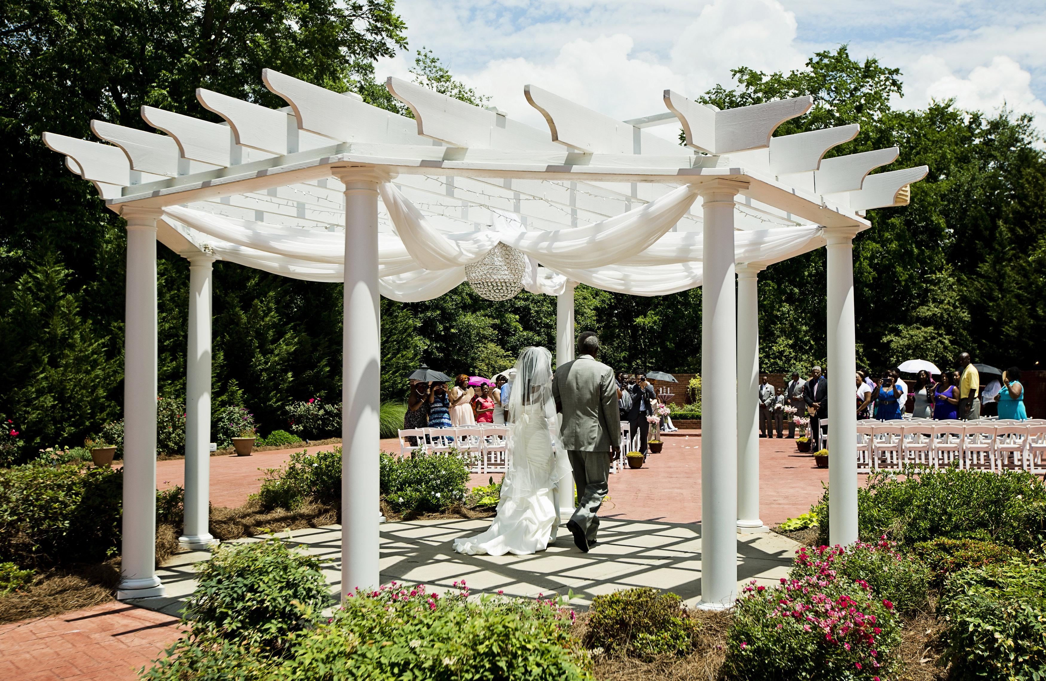 Southern Garden Weddings