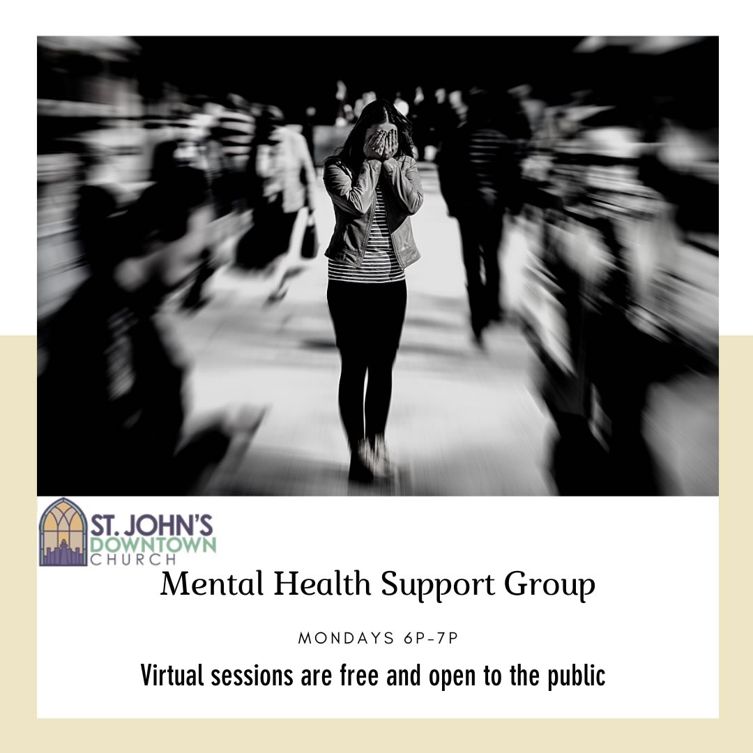 Mental Health Support - St Johns Downtown