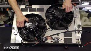 Fan upgrades