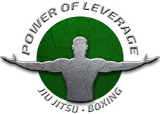 power of leverage brazilian jiu jitsu footer logo
