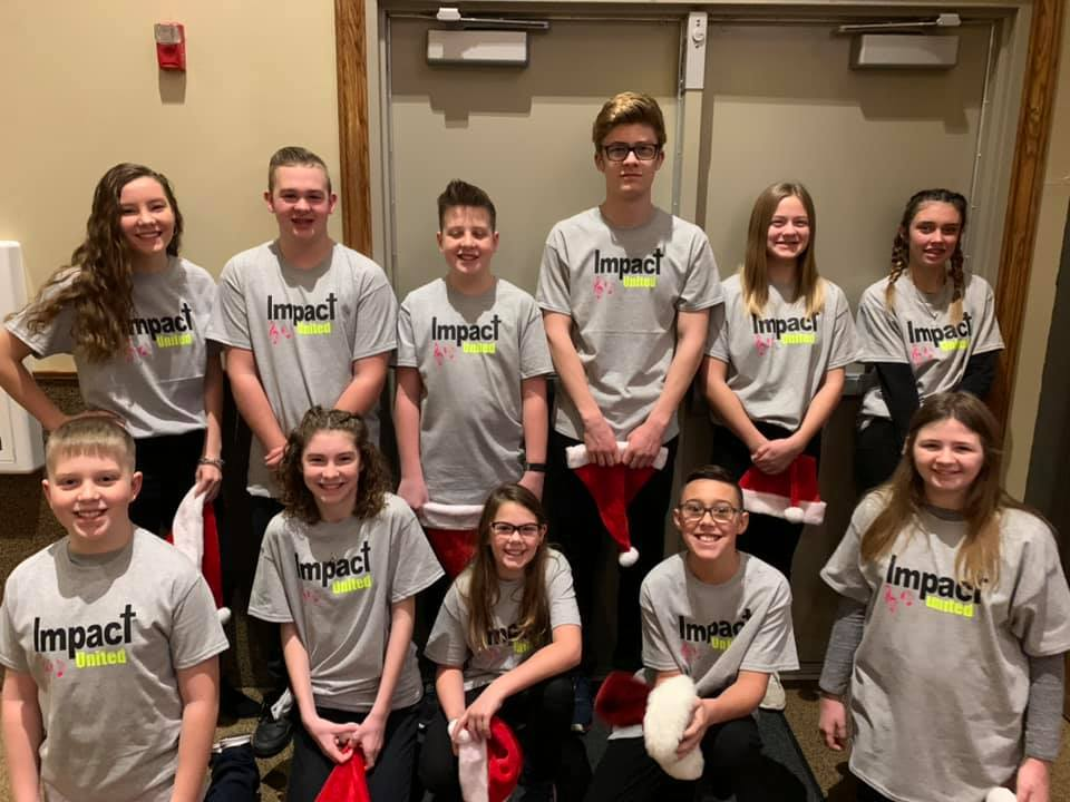 Impact United Youth Band December 2020
