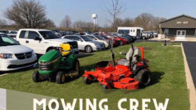 ICC Lawn Mowers