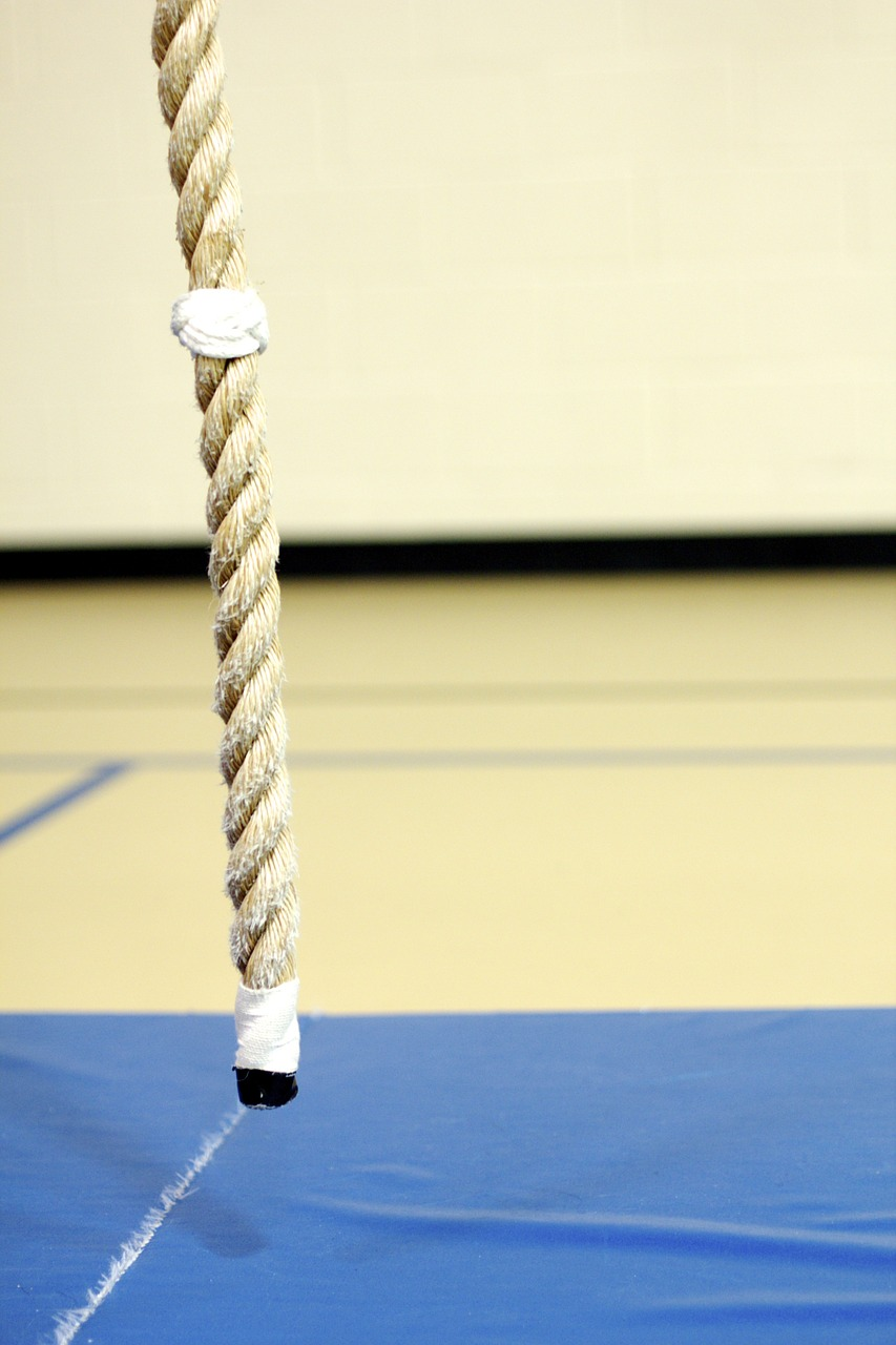 Health Check: The Rope Climb
