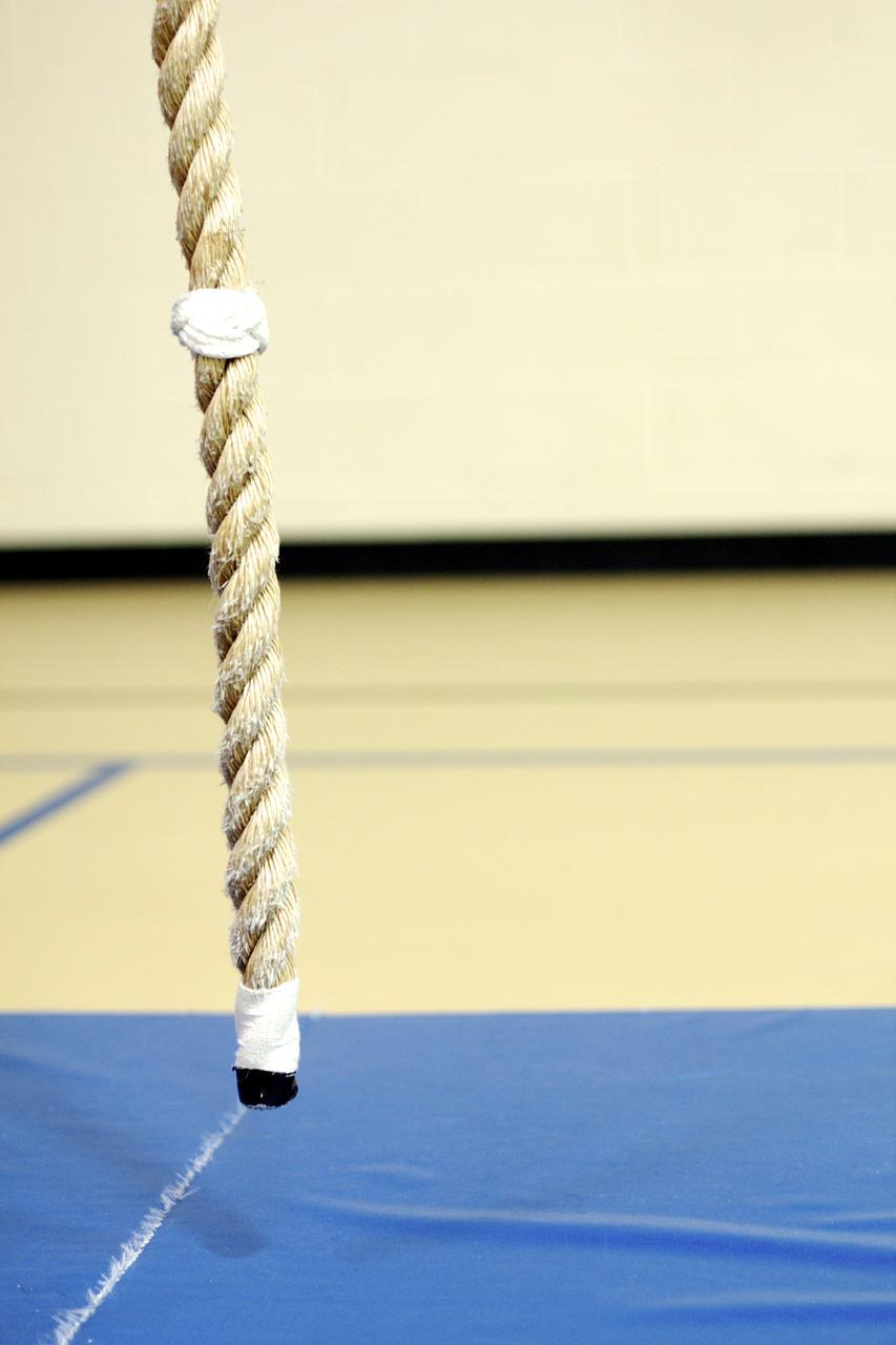 Health Check: The Rope Climb