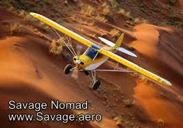 Savage Nomad   Click for Web Site