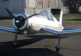 The Corsair 103 Ultralight   Click to go to website