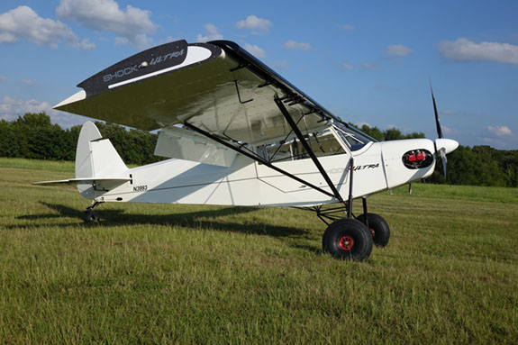 Photo of Savage Shock Ultra N3993 aircraft for sale.