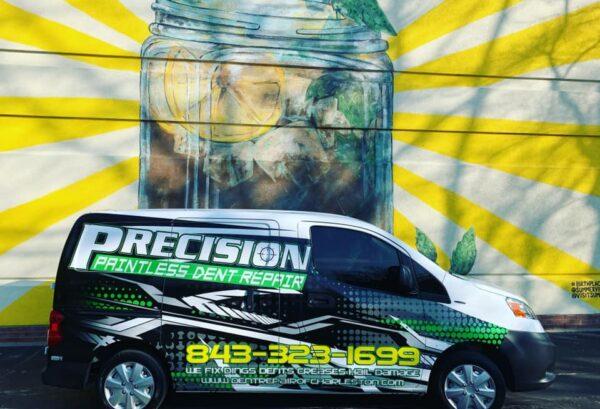 Our mobile repair truck