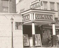 marquee from 1915
