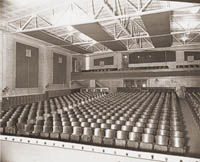 inside theatre, photo from 1915