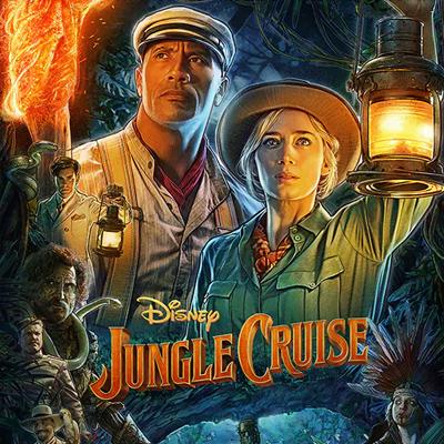 movie poster - jungle cruise