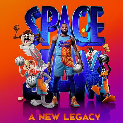 movie poster - space jam