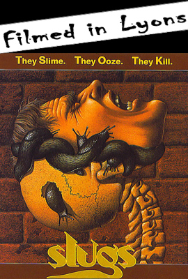 movie poster - slugs
