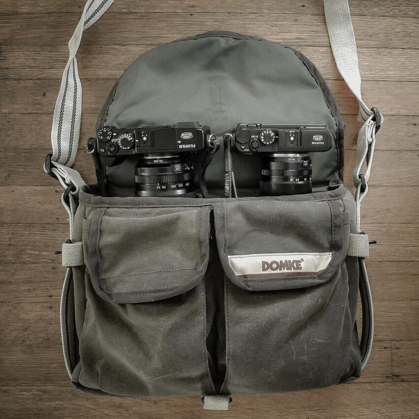 Domke F-803 RuggedWear Messenger Bag