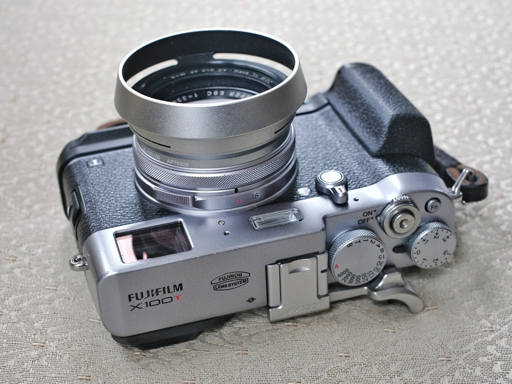 Fujifilm X100T Travel Camera Florida