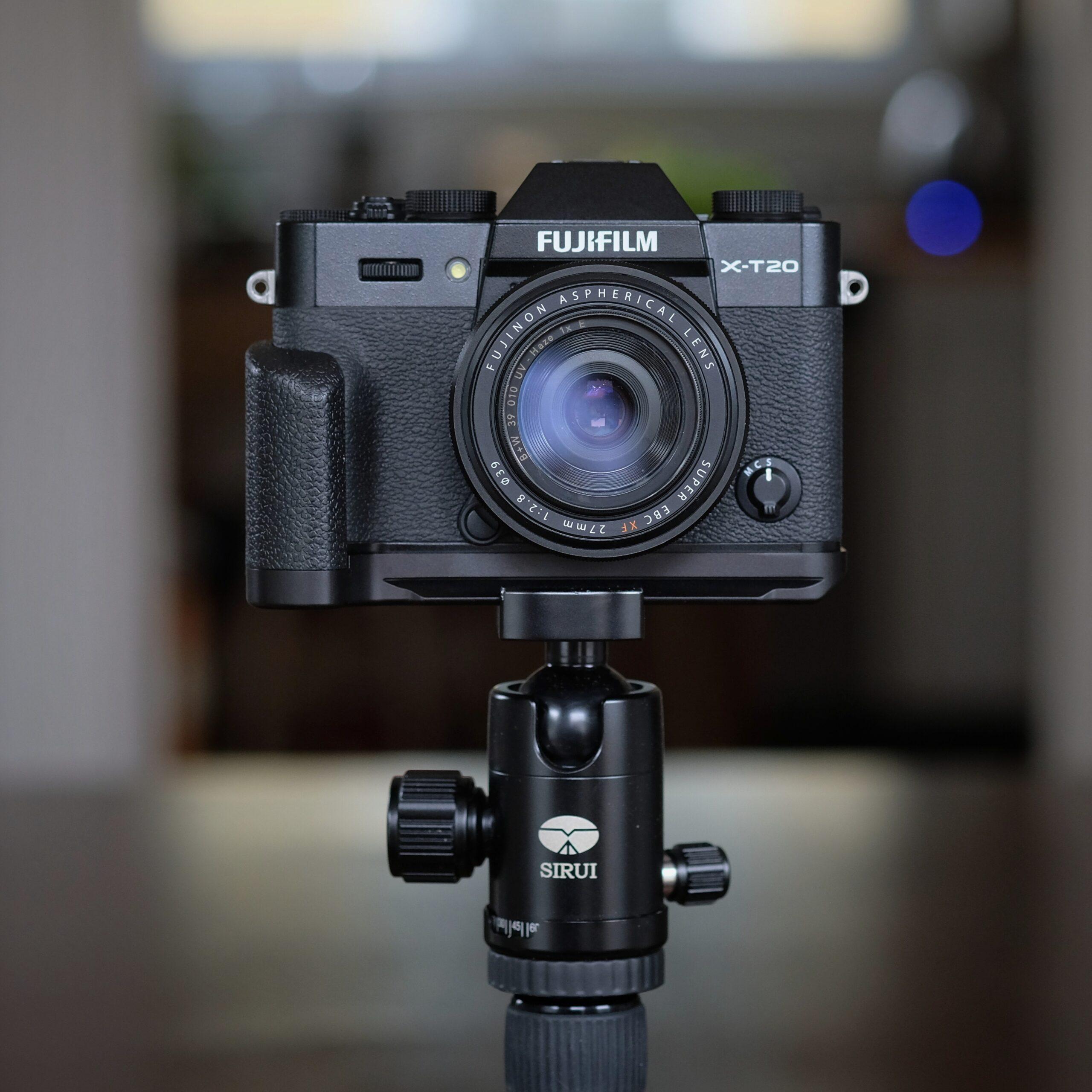 Fujifilm X-T20 Meike XT20G Hand Grip Review