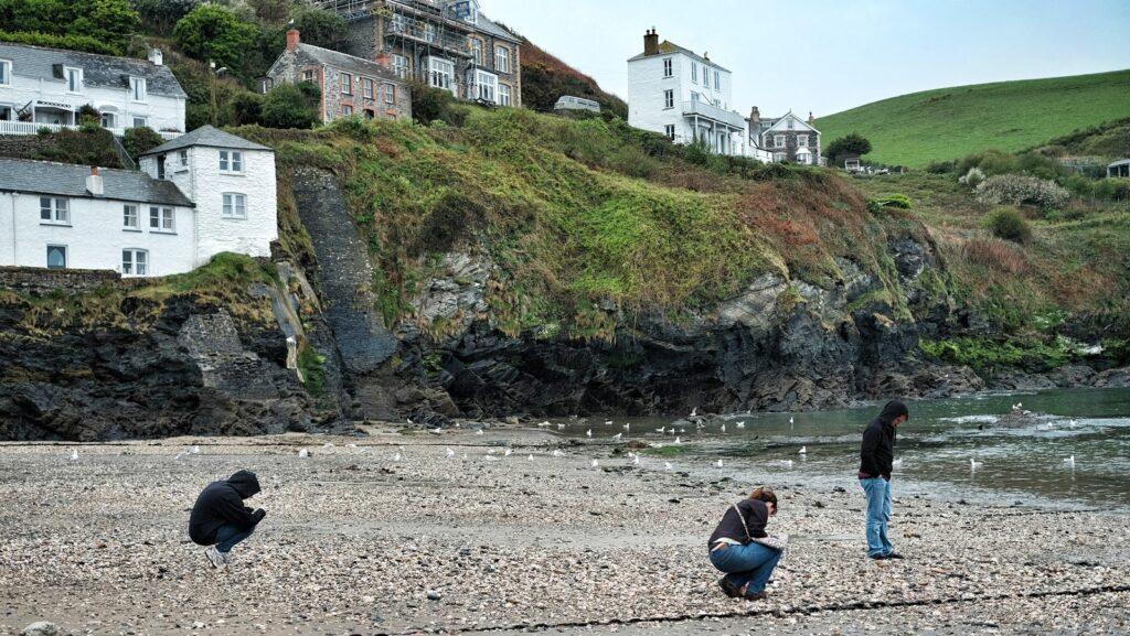 Port Isaac Cornwall UK Fujifilm X-T1 27mm