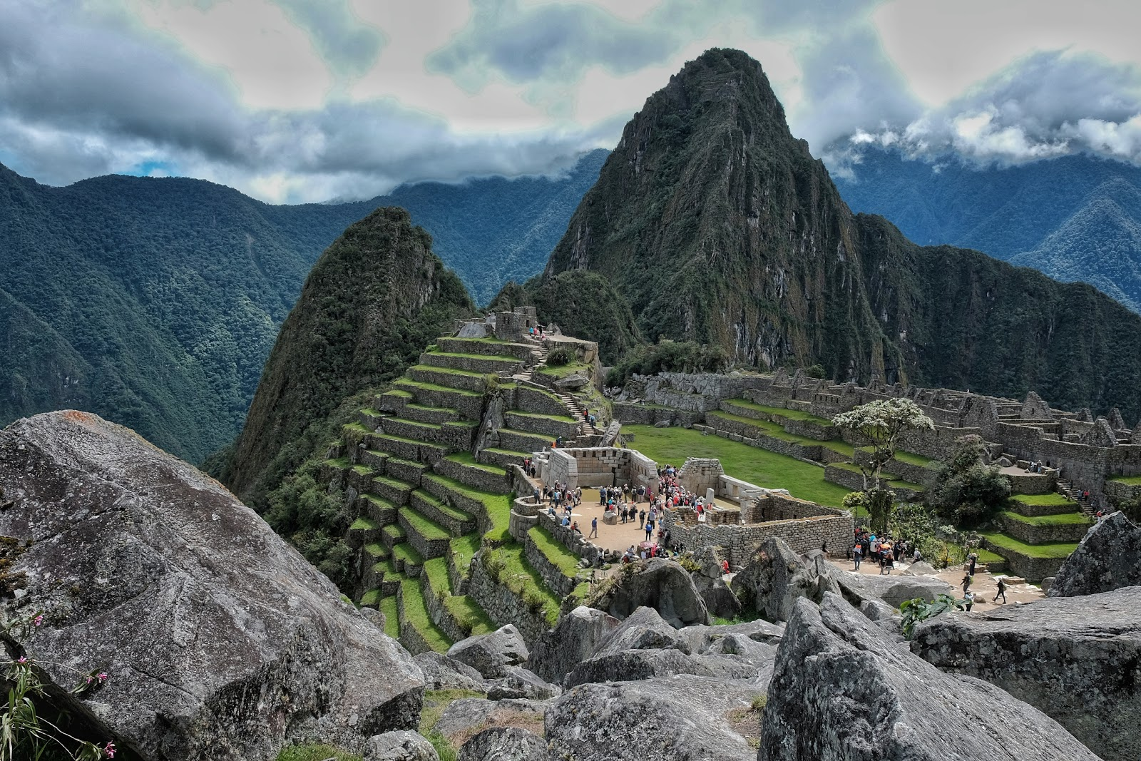 Machu Picchu Peru Travel Photography Fujifilm X70