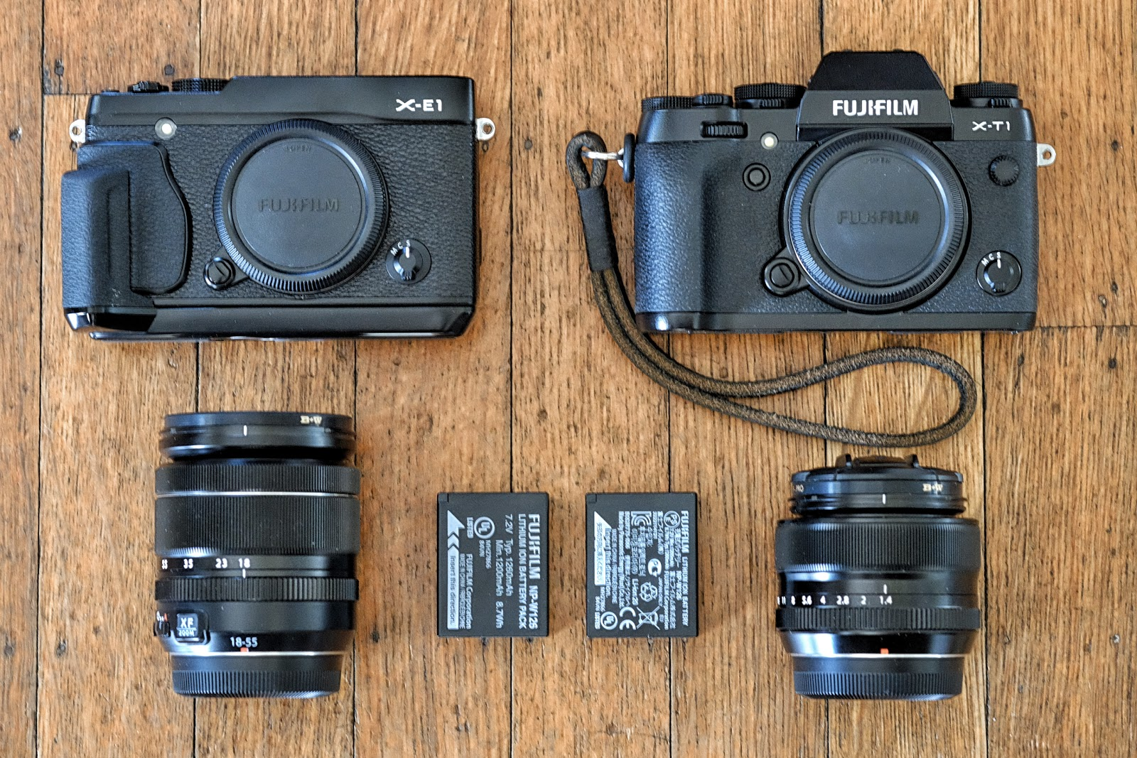 Fujifilm Travel Gear