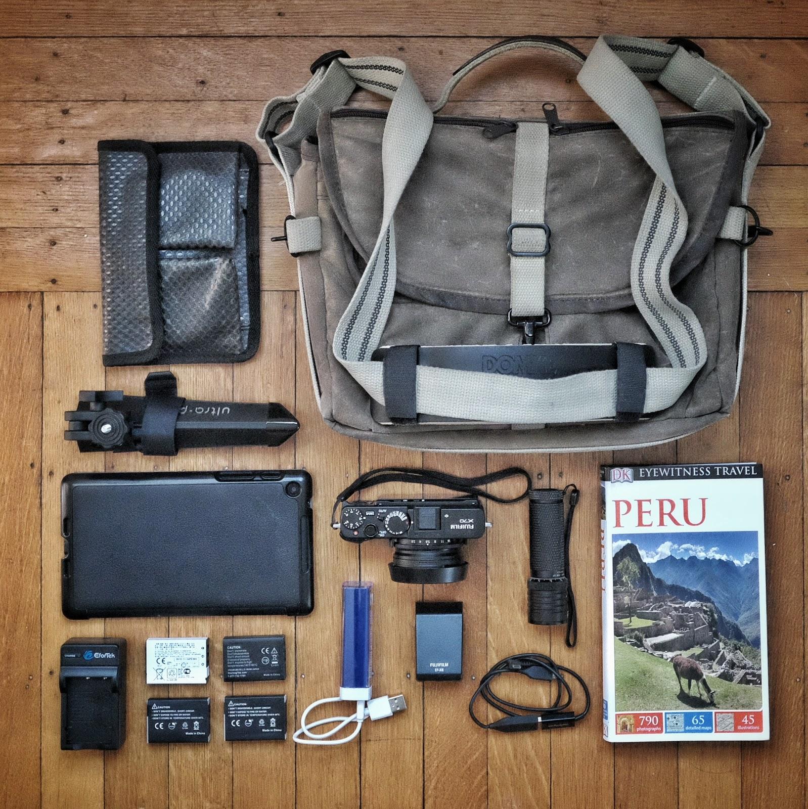 Fujifilm X70 Travel Kit
