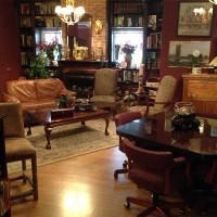 Retreat-Like Meeting Space