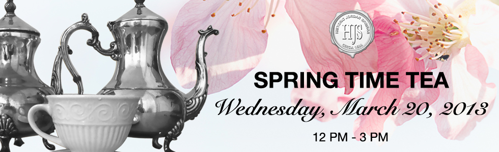Spring Time Tea