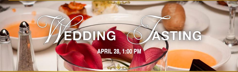 Wedding Tasting at Jordan Springs, Winchester, VA