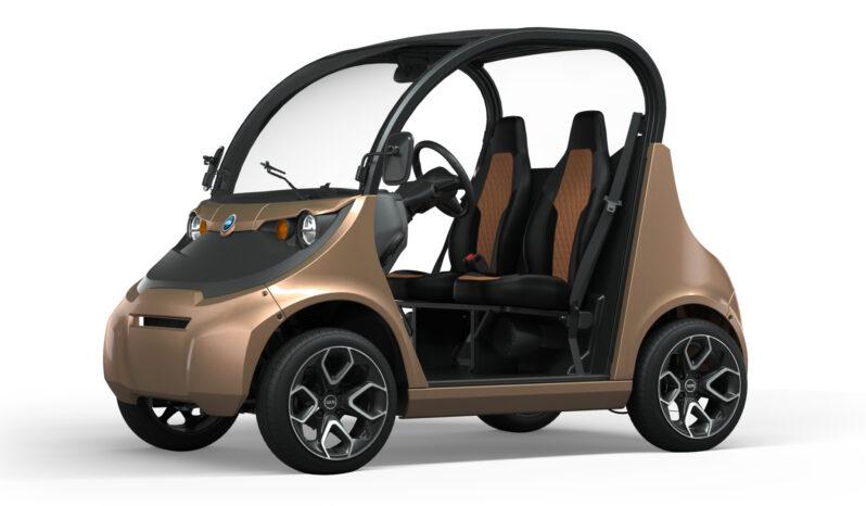 2022 GEM e2 Model full