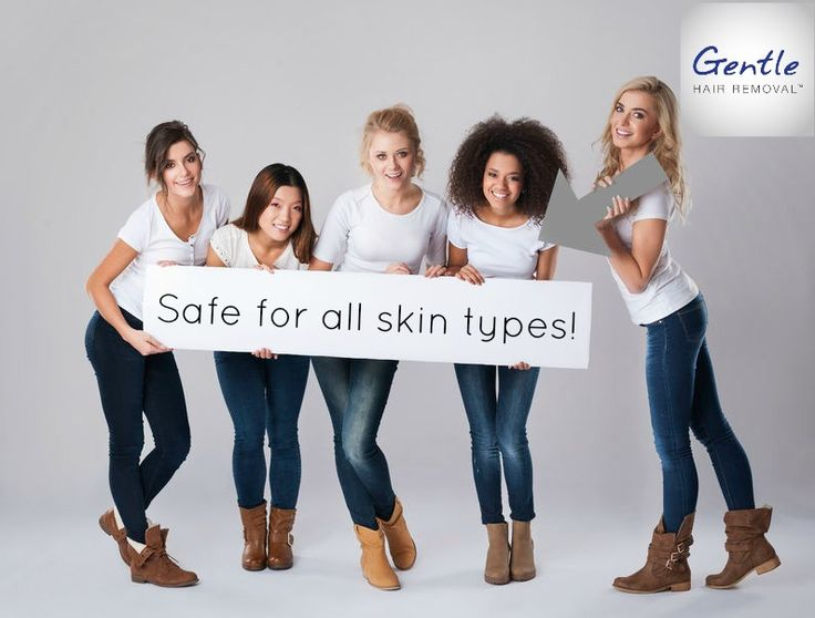 All skin types, Skintellect Gentle Laser Hair Removal Bogo | Laser Hair Removal Tampa