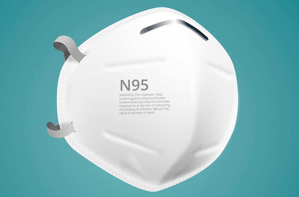 Intellego Technologies' color-changing indicators aid in N95 mask decontamination