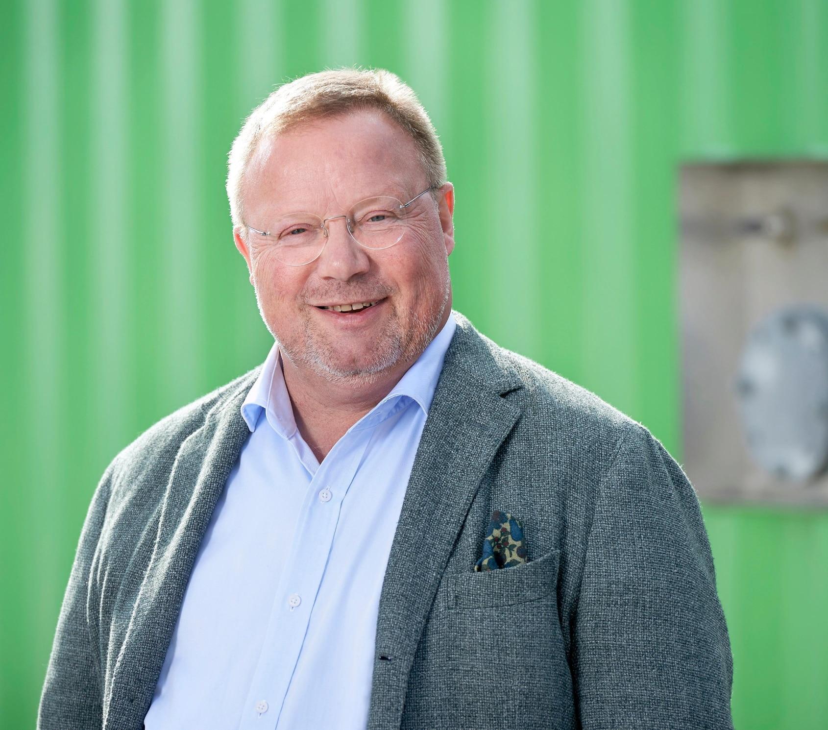 Intellegos styrelseledamot Per-Ola Rosenqvist