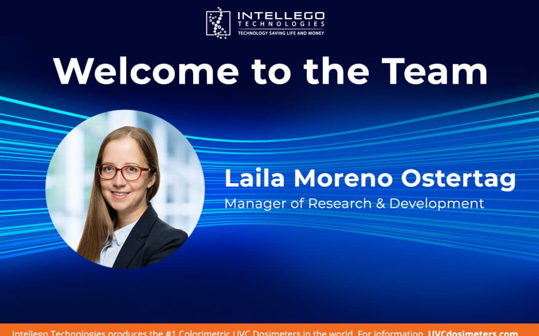 Intellego Technologies names Laila Moreno Ostertag Manager of Research and Development