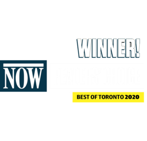 2020 Now Magazine - Readers Choice - Best Parkdale Real Estate Toronto - Fox Team v2