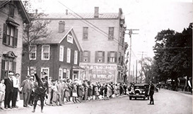 Greenwood Ave Then –Compare Bethel Then & Now