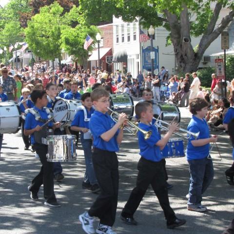 Memorial Day Parade in Bethel