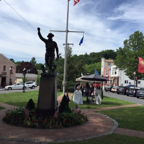 Soldiers Memorial Bethel CT