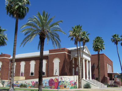 The 3rd Street Theatre in downtown Phoenix.