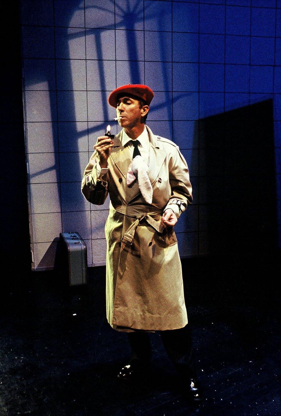 Actors Theatre, 1999-2001, The Baltimore Waltz, Jon Gentry (Photo credit unknown)